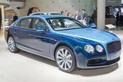 Bentley die aansporing vliegen Royalty-vrije Stock Fotografie
