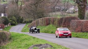Bentley 1922 3-4 5 en Cumbria, Inglaterra