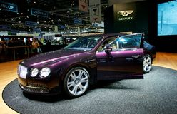 Bentley Flying Spur 2014 Royalty Free Stock Images