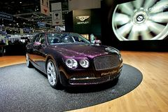 Bentley Flying Spur 2014 Stock Photography