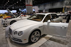 Bentley Flying Spur 2014 Royalty Free Stock Photo