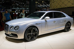 2017 Bentley Flying Spur-auto Stock Foto
