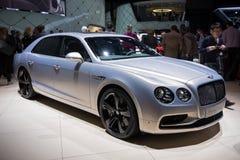 Bentley Flying Spur-auto Stock Foto