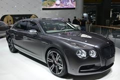 Bentley Flying Spur supercar Stock Photo