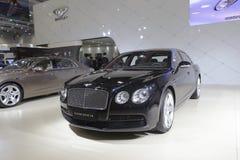 Bentley flying spur v8 car Royalty Free Stock Images