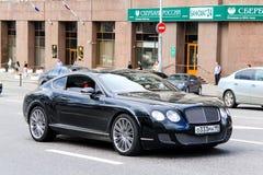 Bentley GT continental images libres de droits