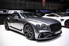 Bentley GT continental fotografia de stock