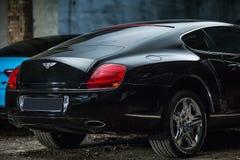 Bentley GT Kontynentalny Coupe Zdjęcie Royalty Free
