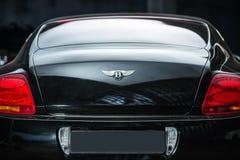 Bentley GT Kontynentalny Coupe Obraz Stock