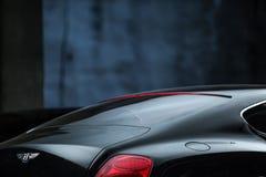 Bentley GT Kontynentalny Coupe Obrazy Royalty Free