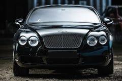 Bentley GT Kontynentalny Coupe Zdjęcia Stock
