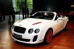 Bentley ISR Supersport (versión convertible) Fotografía de archivo