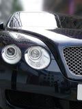 Bentley kontinental lizenzfreie stockfotografie