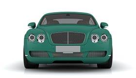 Bentley kontinentales GT Stockfotos