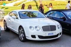 Bentley Kontynentalny GT Obraz Stock