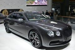 Bentley latania ostroga supercar Zdjęcie Stock