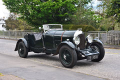 Bentley 3 Ltr Tourer fotografia stock