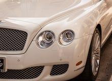 Bentley luksusu samochód fotografia royalty free