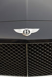Bentley marque and grille Royalty Free Stock Images