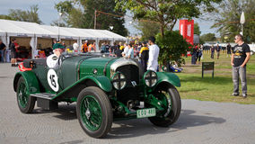 Bentley, Melbourne Formula One, 2010 Stock Photography