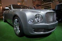 Bentley Mulsanne Royalty-vrije Stock Afbeeldingen