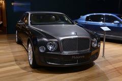 Bentley Mulsanne Zdjęcia Stock