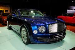 Bentley Mulsanne Stock Afbeelding