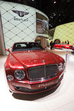 Bentley Mulsanne car Royalty Free Stock Image