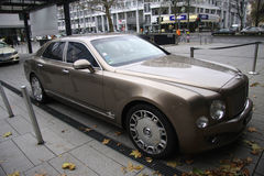 Bentley Mulsanne Stock Photos