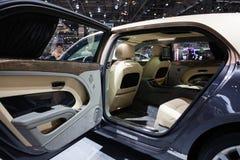 Bentley Mulsanne EWB Zdjęcia Stock