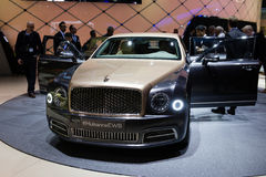 Bentley Mulsanne EWB Royalty Free Stock Photography