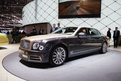 Bentley Mulsanne EWB Stock Images