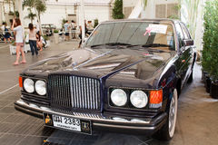 Bentley Mulsanne Turbo, Vintage cars Stock Image