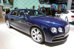Bentley New Flying Spur Royalty Free Stock Image