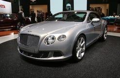 Bentley Nieuw Continentaal GT Stock Fotografie