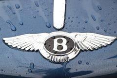 Bentley no es apenas un coche Imagen de archivo