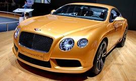 BENTLEY nuova GT continentale v8 Immagine Stock