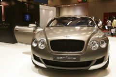 Bentley prepare by careface Royalty Free Stock Photos