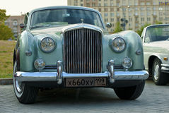 Bentley R Type Continental (1954) stock photo