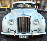 Bentley R Type Retro Car Royalty Free Stock Photography