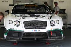 Bentley Race bay Stock Photo