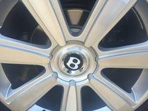 Bentley Rims royalty-vrije stock afbeelding