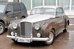 Bentley S Royaltyfria Foton