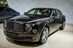 Bentley samochodu serie Zdjęcie Stock