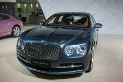 Bentley samochodu serie Zdjęcia Royalty Free