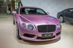 Bentley samochodu serie Obrazy Stock