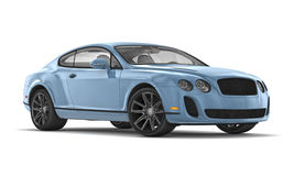 Bentley solides solubles continentaux (2010) Photo stock