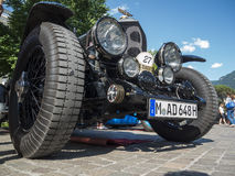 Bentley Special Speed 8_low Stock Photography