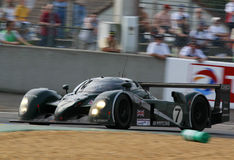 Bentley Speed 8(Le Mans 24h race) Stock Photo