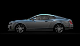Bentley SS continentais (2010) Fotografia de Stock